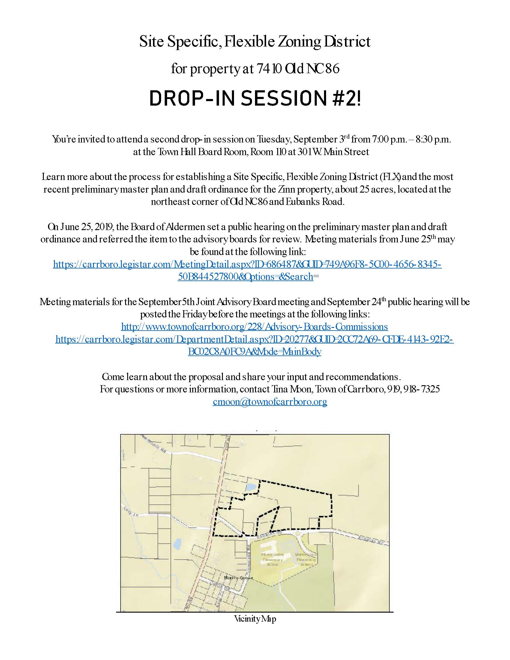 FLX Dropin Session 2 Flyer