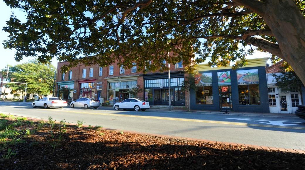 Downtown Carrboro